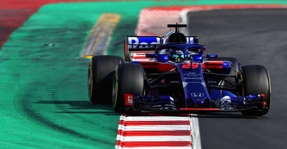 Toro Rosso en Honda zijn zeker een goede combinatie