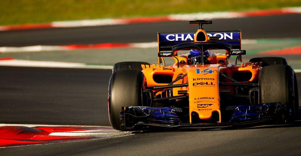 Bij McLaren verliep het opnieuw niet vlekkeloos