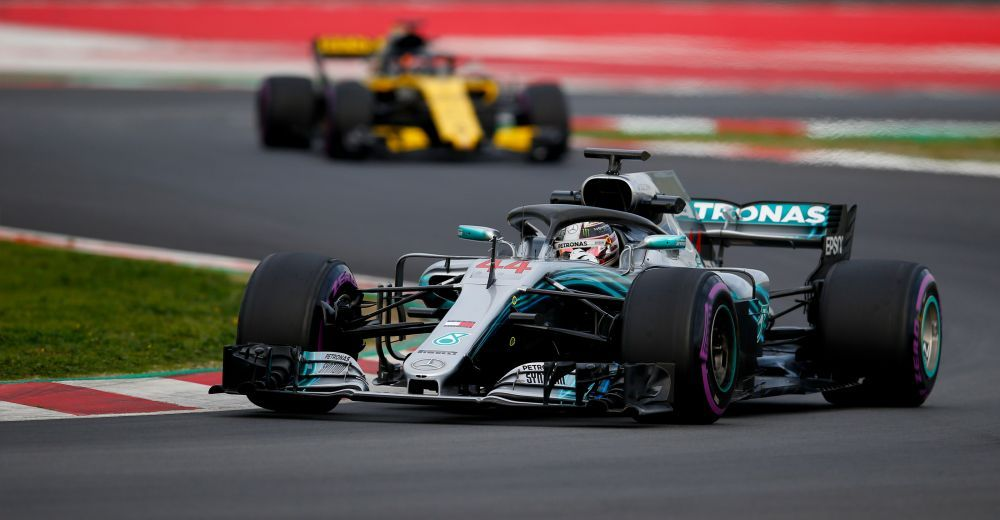 Mercedes combined for 2 centuries of laps, showing their impeccable reliability that grants them their success
