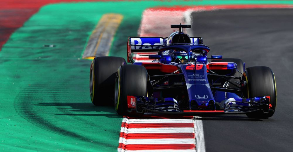 Honda again show great reliability, with Toro Rosso completing 156 laps today