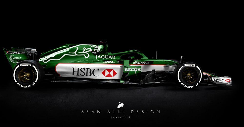 Jaguar R1 (2000)