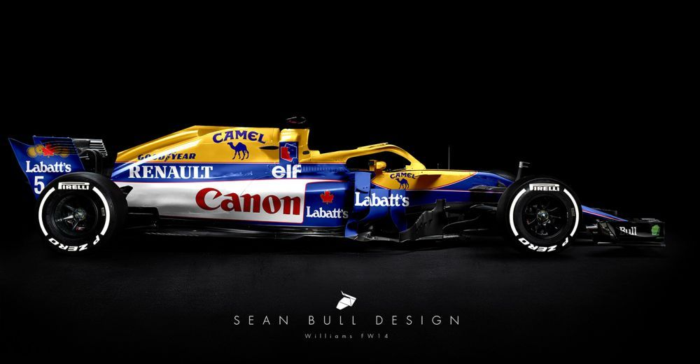 Williams FW15 (1993)