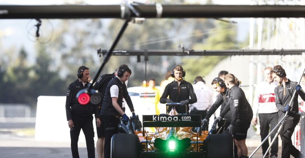 Picture from McLaren Media