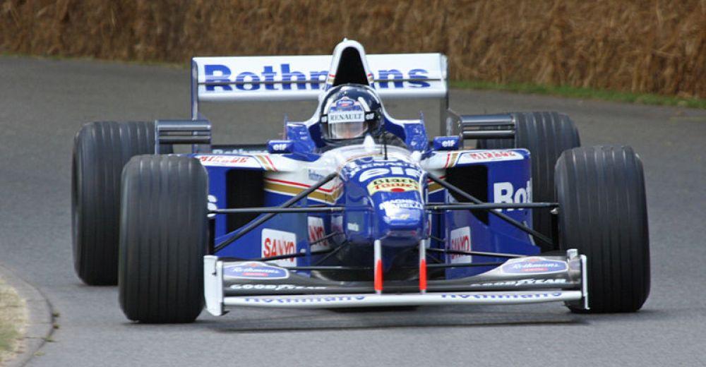 P4 - Damon Hill vs Michael Schumacher