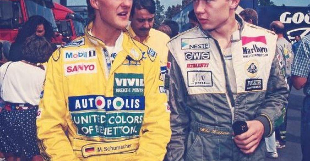 P5 - Mika Hakkinen vs Michael Schumacher