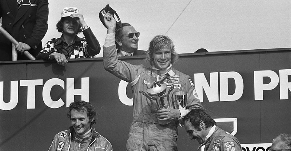 P2 - Niki Lauda vs James Hunt