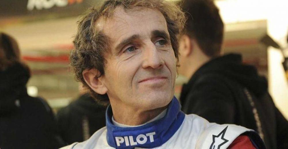 P2 - Alain Prost