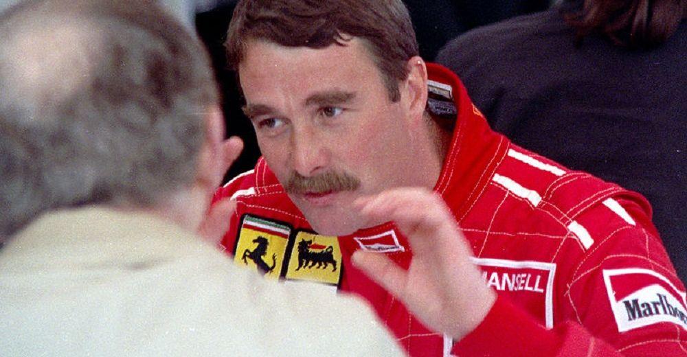 P3 - Nigel Mansell