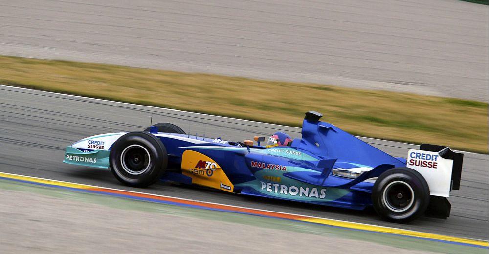 Sauber C24 - 2005