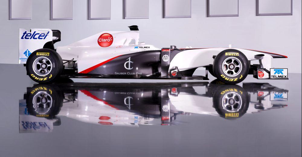 Sauber C30 - 2011