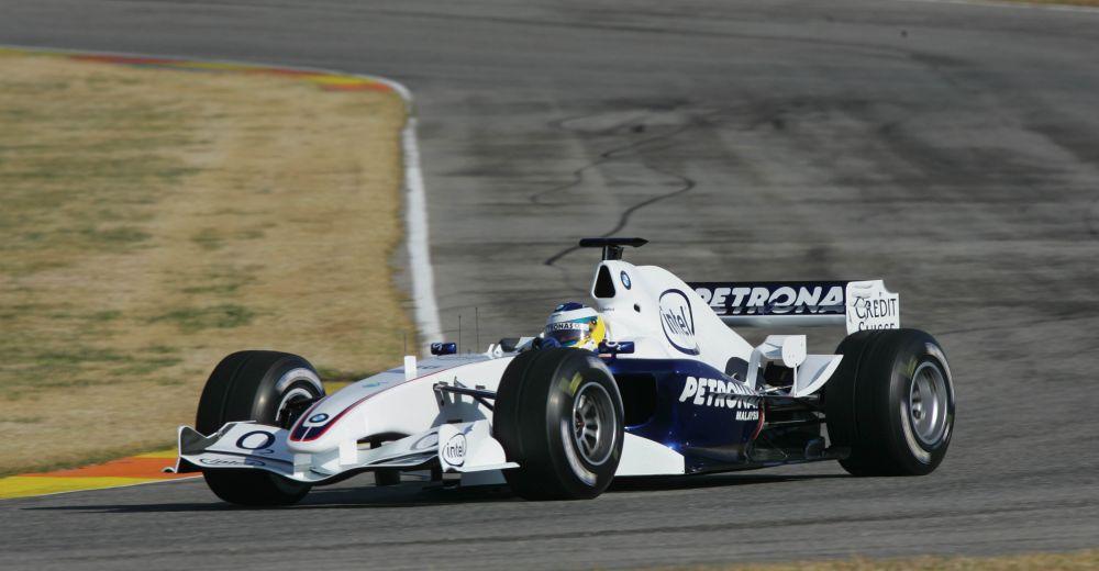 BMW Sauber F1.06 - 2006