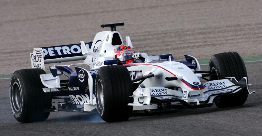 BMW Sauber F1.08 - 2008