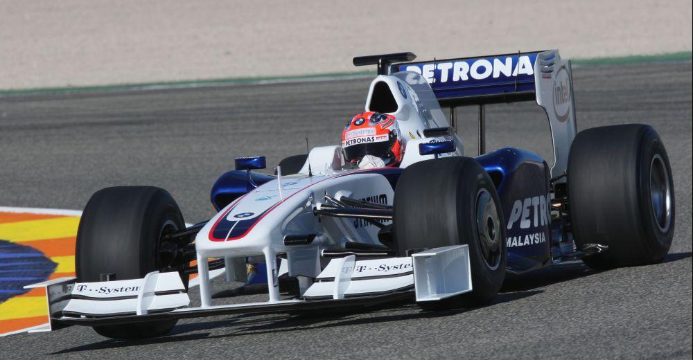 BMW Sauber F1.09 - 2009