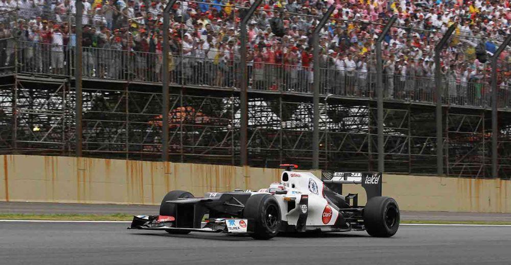 Sauber C31 - 2012