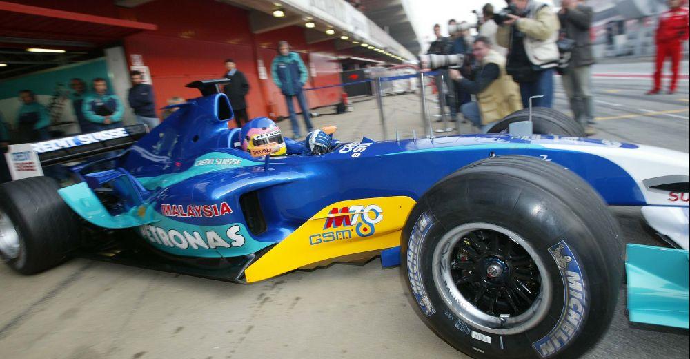 Sauber C23 - 2004