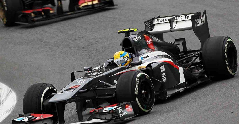 Sauber C32 - 2013