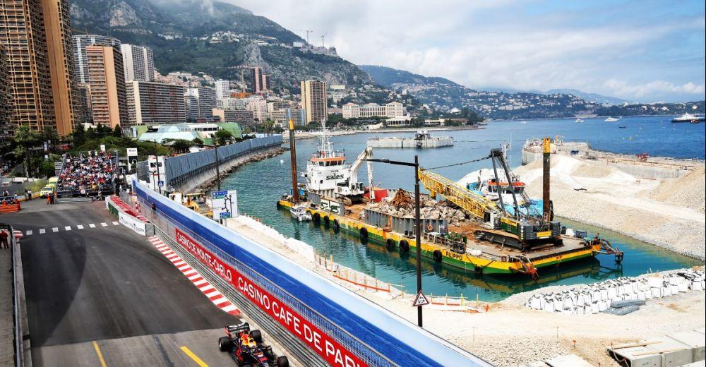 Monaco in aanbouw
