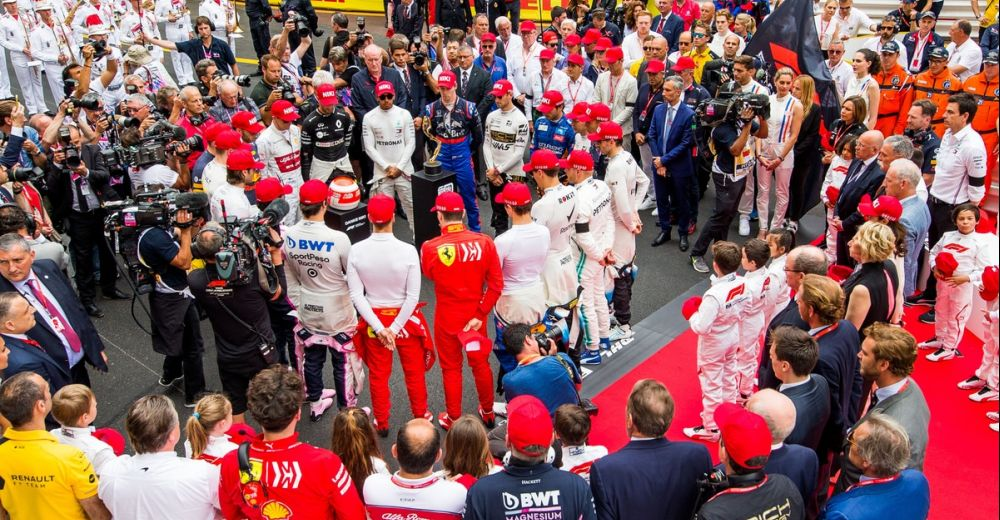 Een minuut stilte voor Niki Lauda