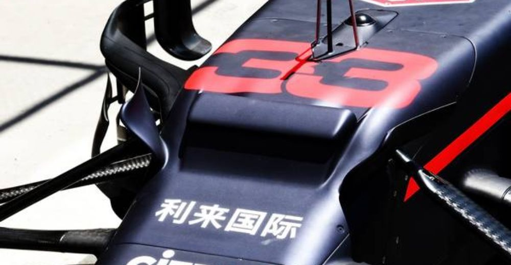 Max Verstappen's Red Bull