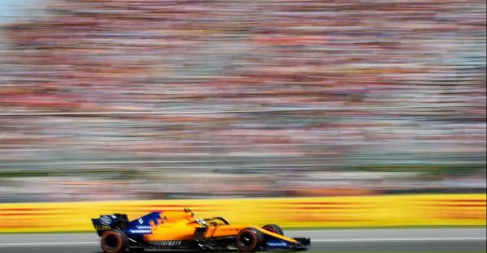 Good qualifying for McLaren. Where will they finish today?