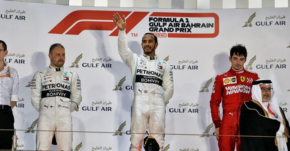 Grand Prix van Bahrein