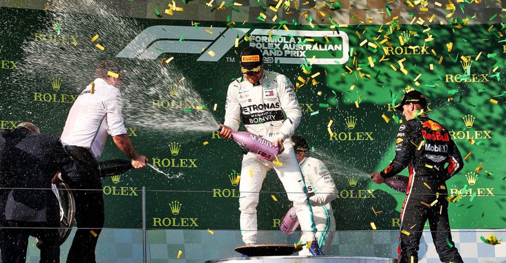 Grand Prix van Australië: Het eerste podium van Honda in lange tijd, Bottas viert comeback.