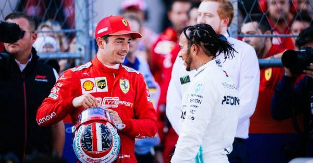 Hamilton and Leclerc - Friends or Foe?