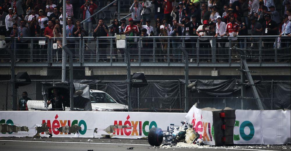 De veelbesproken crash van Bottas