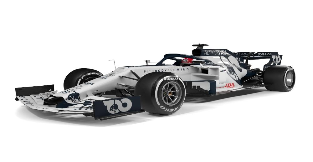 The latest car to be unveiled... The AT01!