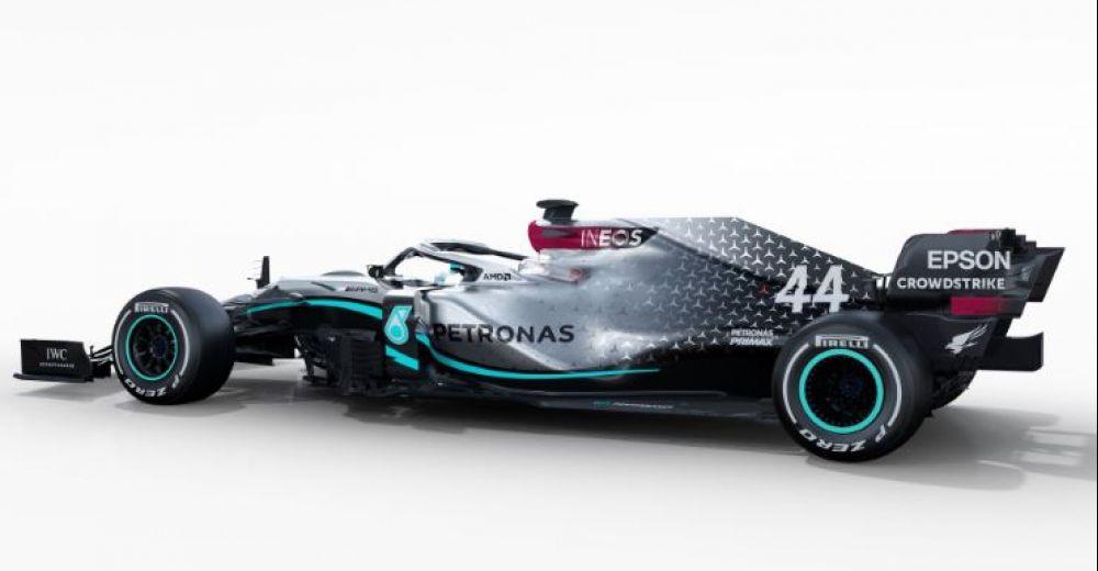 De sterren vallen weer op in het design van Mercedes