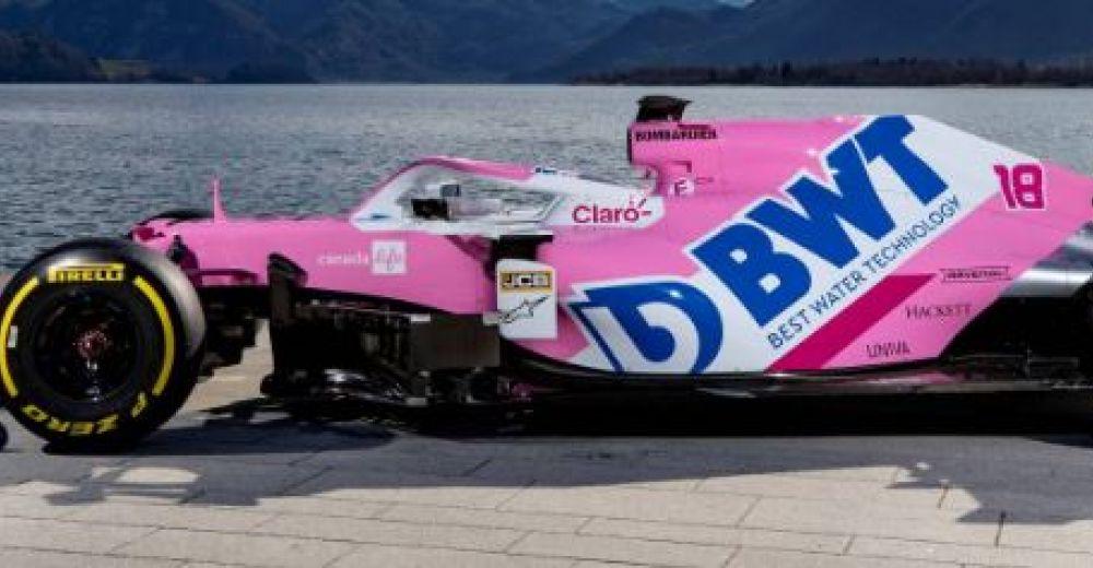 Keert Racing Point met deze wagen terug naar de top van het middenveld?