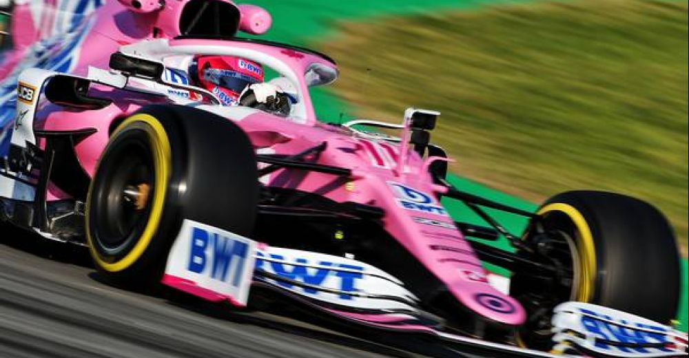 Sergio Perez set some good times for Racing Point, could they lead the midfield?