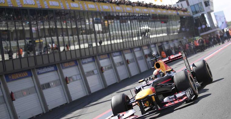 Verstappen verbreekt ronderecord Circuit Zandvoort!