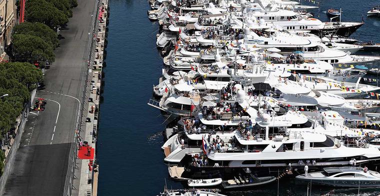 F1 bezoeker geeft meer dan 150.000 euro uit op terras in Monaco!