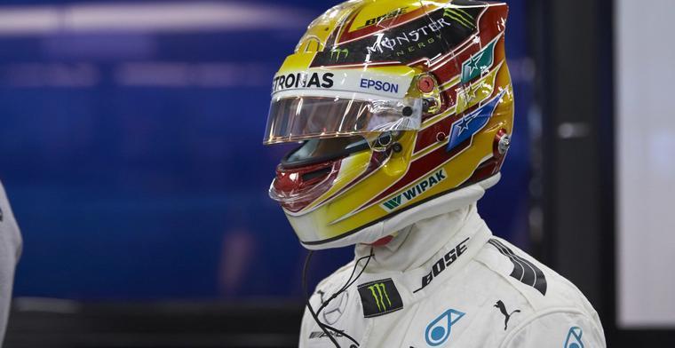 Break: Hamilton verliest mogelijk pole position!