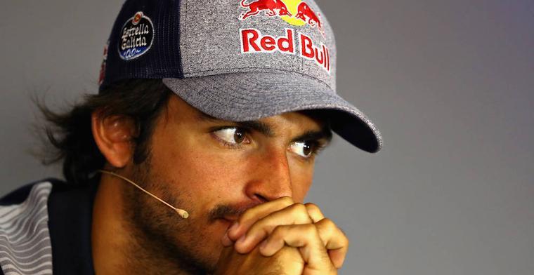 Bild: Red Bull is klaar met Sainz en hij mag DIRECT vertrekken!