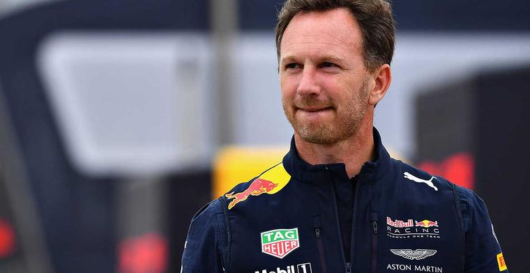 Horner: Geweldige prestatie op Silverstone!