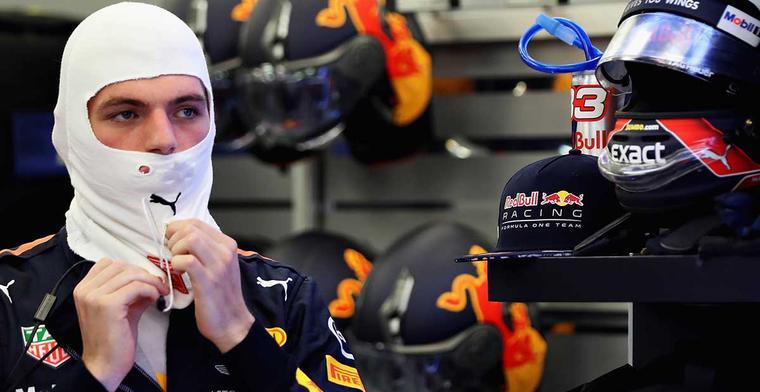 Webber: Max staat iets te vaak naast de baan