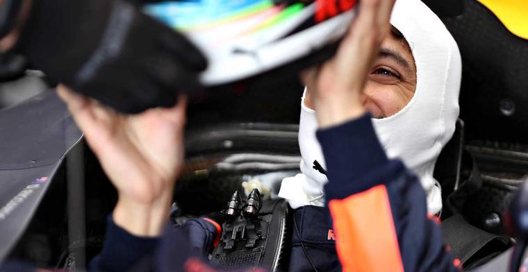 Ricciardo: Het was een bizarre race