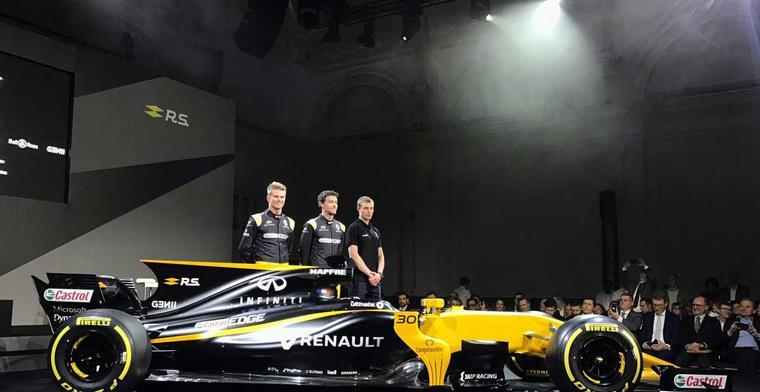 Palmer 'maakt seizoen af bij Renault'