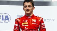 Afbeelding: Ferrari junior Charles Leclerc wint Formule 2 kampioenschap