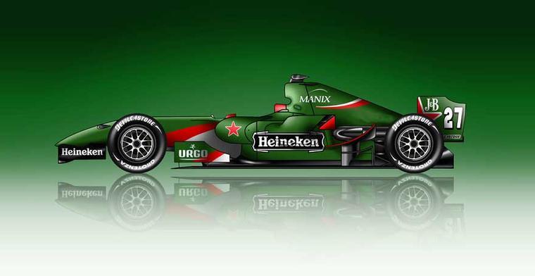Formule 1 'zit in overgangsfase' volgens Heineken