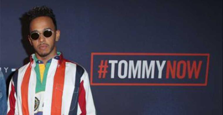 Tommy Hilfiger lijkt nieuwe kledingsponsor Mercedes te worden
