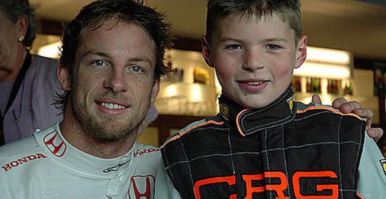 Jos Verstappen: Max wilde zelf gaan karten toen hij 4 was