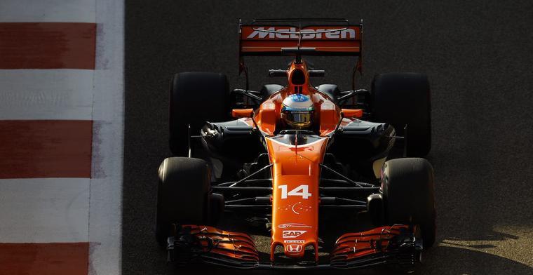 McLaren plaatst een teaser van hun 2018 kleurstelling!