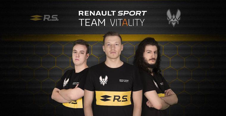 Renault treedt toe tot de wereld van eSports!
