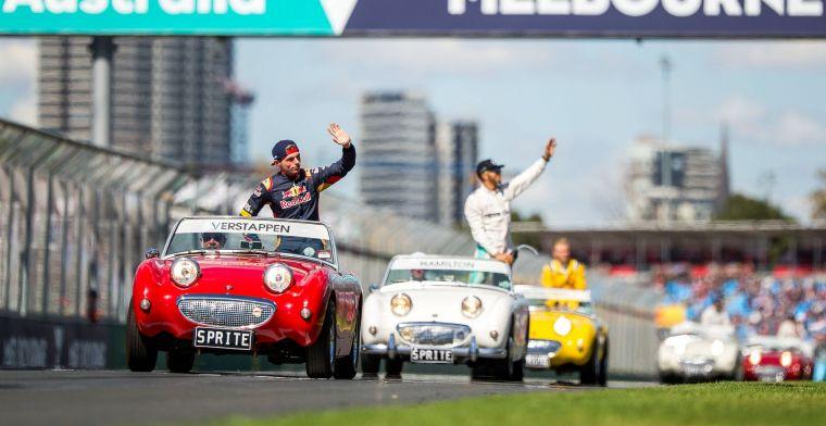 Melbourne maakt het circuit gereed voor eerste Grand Prix van het seizoen
