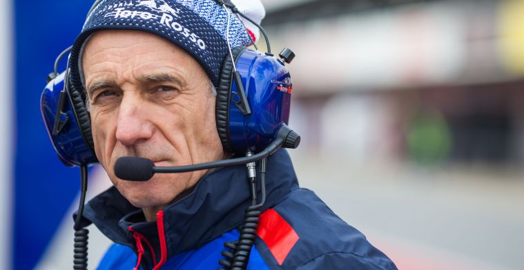 Toro Rosso overweegt tactische gridstraf