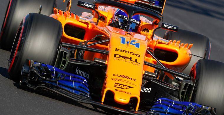 Alonso wilde stoppen met Formule 1