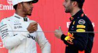 """Afbeelding: Hamilton komt terug op uitspraak over Red Bull: """"Ze zijn niet overal snel"""""""